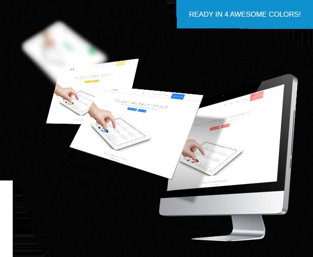Lansing - App and Landing Page