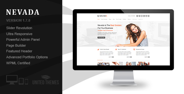 Nebraska - Responsive Multi-Purpose Theme