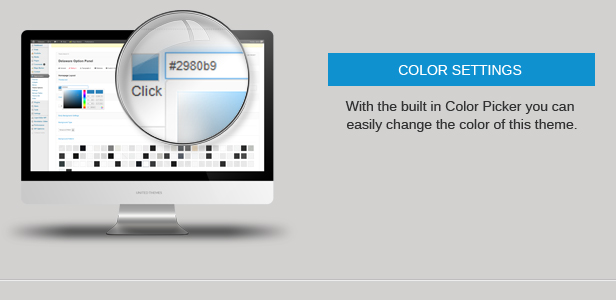 color settings - Nevada - Responsive Multi-Purpose Theme