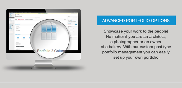 portfolio manager - Nevada - Responsive Multi-Purpose Theme